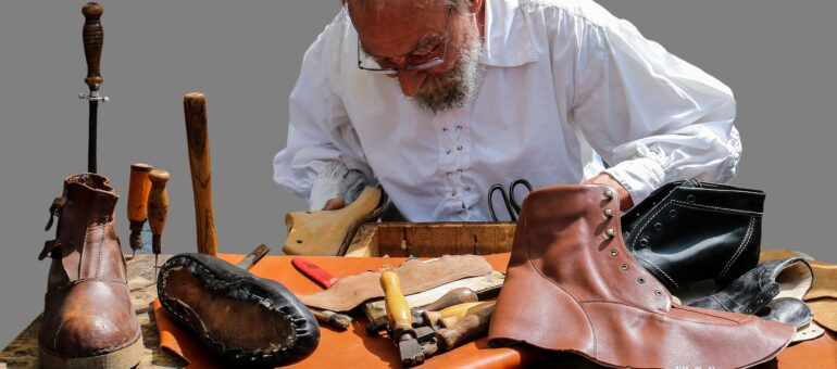Fabricant de chaussures