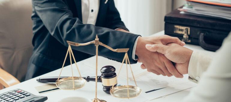 Les métiers juridiques